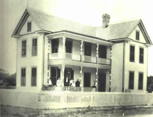 Veranda -  The Old House